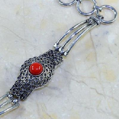 Crf 089b bracelet corail achat vente bijou argent 925