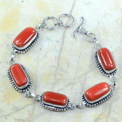 Crf 094a bracelet corail achat vente bijou argent 925