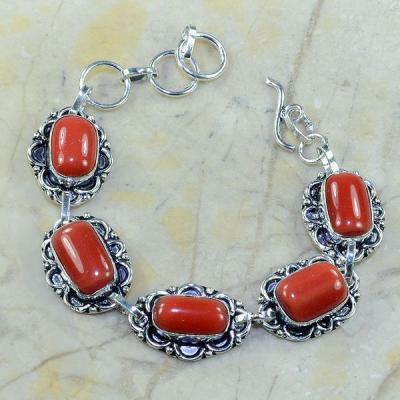 Crf 096a bracelet corail achat vente bijou argent 925