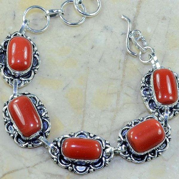 Crf 096c bracelet corail achat vente bijou argent 925