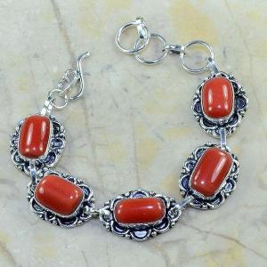 Crf 096d bracelet corail achat vente bijou argent 925