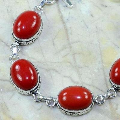 Crf 118b bracelet corail achat vente bijou monture argent 925