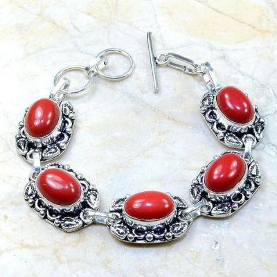 Crf 123a bracelet corail achat vente bijou monture argent 925