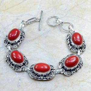 Crf 123d bracelet corail achat vente bijou monture argent 925