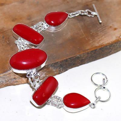 Crf 176a bracelet corail achat vente bijou monture argent 925