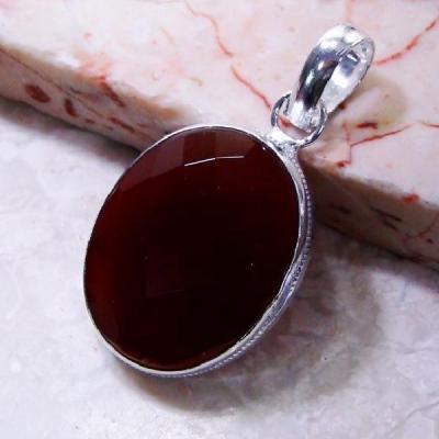 Crn 201b pendentif pendant cornaline ethnique achat vente bijou argent 926