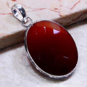 Crn 206a pendentif pendant ethnique cornaline achat vente bijou argent 925
