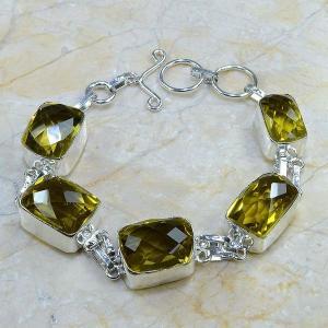 Ct 0052c bracelet citrine argent 925 bijoux achat vente