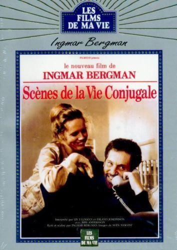 Dvd 001a scene de la vie conjugale ingmar bergman dvd achat vente