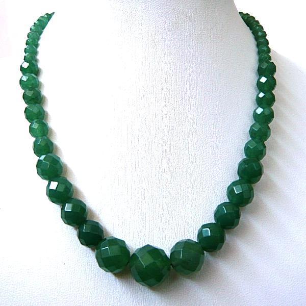 Em 0002a collier parure sautoir emeraudes achat vente bijoux