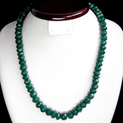 Em 0007a collier parure sautoir emeraudes achat vente bijoux 1