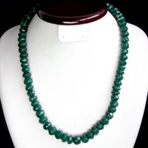 Em 0007a collier parure sautoir emeraudes achat vente bijoux