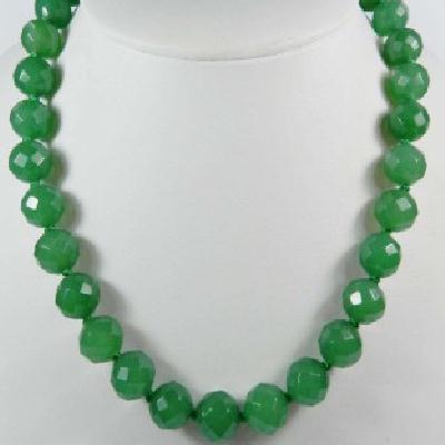 Em 0022c collier parure sautoir 10mm emeraudes achat vente bijoux argent 925