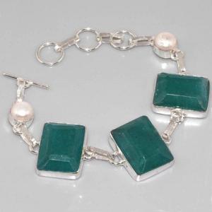 Em 0352a collier emeraude argent 925 achat vente bijoux
