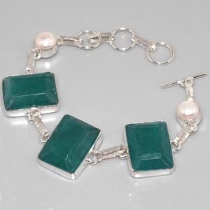 Em 0352c collier emeraude argent 925 achat vente bijoux