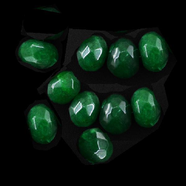Em 0453a 10x perles emeraude bolivie 10x15 lot 3 loisirs creatifs achat vente creation bijoux