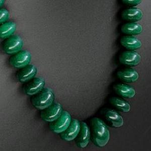Em 0473b perles polies 15 x 10mm emeraude bolivie loisirs creatifs achat vente creation bijoux