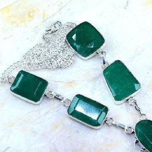 Em 0483c collier parure sautoir emeraude bresil achat vente bijoux ethniques