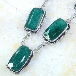 Em 0487b collier parure sautoir emeraude bresil achat vente bijoux ethniques