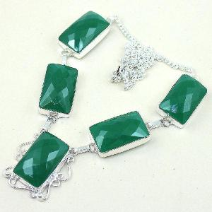 Em 0490d collier parure sautoir emeraude bresil achat vente bijoux ethniques