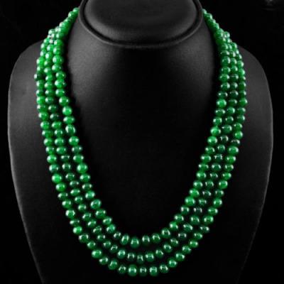 Em 0599a collier parure sautoir emeraude bresil bijou argent 925 achat vente