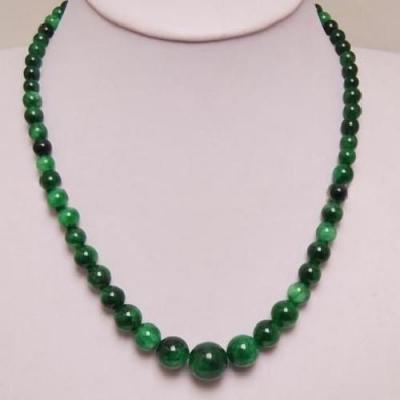 Em 0610a collier parure sautoir emeraudes achat vente bijoux 1