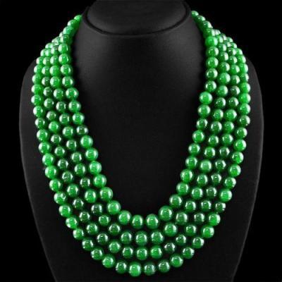 Em 0661a collier parure sautoir emeraudes achat vente bijoux argent 925 1 1