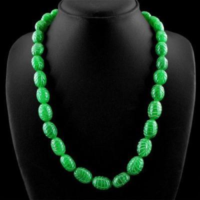 Em 0722b collier parure sautoir emeraudes achat vente bijoux argent 925 1 1