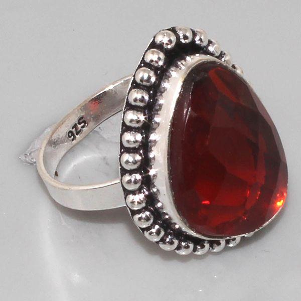 Gr 0029a bague grenat mozambique achat vente bijoux argent 925