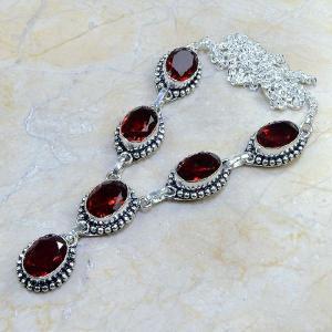 Gr 0069d bracelet grenat garnet argent 925 achat vente bijou