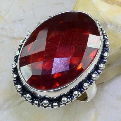 Gr 0621a bague t61 chevaliere grenat mozambique achat vente bijou argent 925