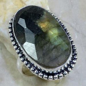 Lb 0500b bague labradorite achat vente bijoux argent 925