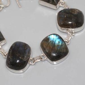 Lb 0509b bracelet labradorite achat vente argent 925