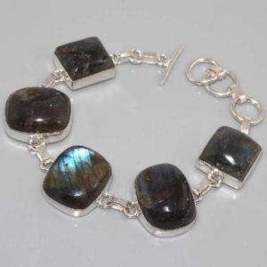 Lb 0509c bracelet labradorite achat vente argent 925