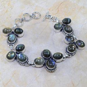 Lb 0537a bracelet labradorite achat vente argent 925