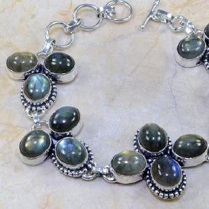 Lb 0537b bracelet labradorite achat vente argent 925