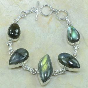 Lb 0542c bracelet labradorite achat vente argent 925
