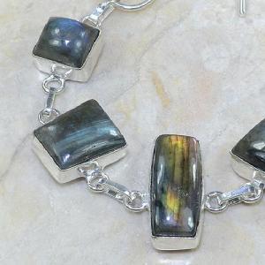 Lb 0543b bracelet labradorite achat vente argent 925
