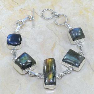 Lb 0543c bracelet labradorite achat vente argent 925