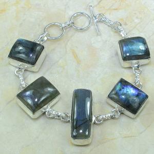 Lb 0545a bracelet labradorite achat vente argent 925