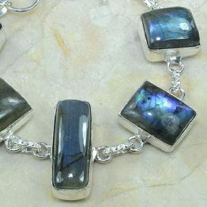 Lb 0545b bracelet labradorite achat vente argent 925