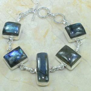 Lb 0545c bracelet labradorite achat vente argent 925