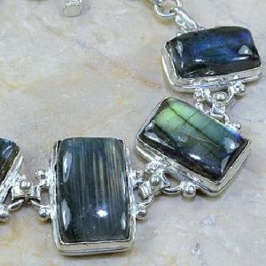 Lb 0583b bracelet labradorite achat vente bijou argent 925