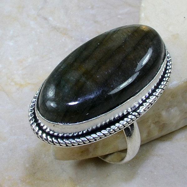 Lb 0589a bague labradorite t60 achat vente bijoux argent 925