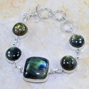 Lb 0594c bracelet labradorite achat vente bijou argent 925