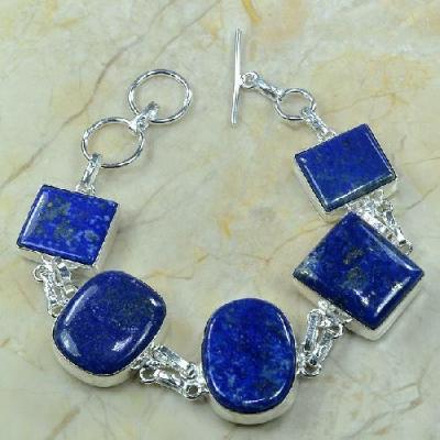 Lpc 125a bracelet lapis lazuli achat vente