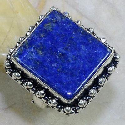 Lpc 132b bague t56 lapis lazuli argent 925 achat vente
