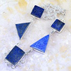 Lpc 144d collier parure lapis lazuli corail achat vente bijou argent 925