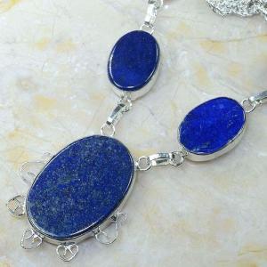 Lpc 147b collier parure sautoir lapis lazuli achat vente bijou argent 925