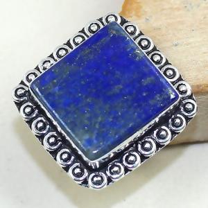 Lpc 164a bague t59 lapis lazuli bijou ethnique afghanistan afghan argent 925 achat vente
